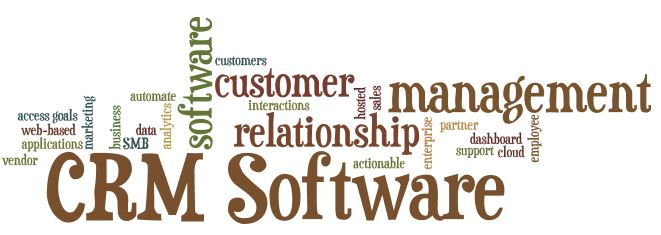 CRM software by GD Technos